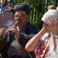Махорка :: Роман Бабаев