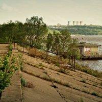 Недалеко от Слудинской водозаборной станции :: Андрей Головкин