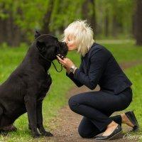 Любовь :: Олеся Корсикова