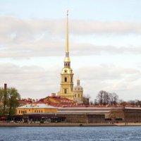 Петропавловская крепость. :: сергей лебедев