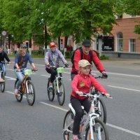 Великие Луки - очередной велопарад 28 мая 2017... :: Владимир Павлов