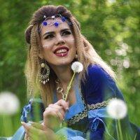 Счастливая Ксения :: Viktoria Shakula