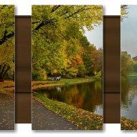 триптих осень :: Анастасия Смирнова