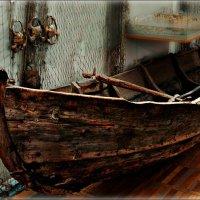 Саамская лодка :: Кай-8 (Ярослав) Забелин