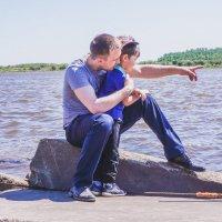 Смотри...там чайки))) :: Ирина Антоновна