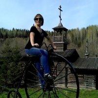 Этнографический парк реки Чусовой :: Галина