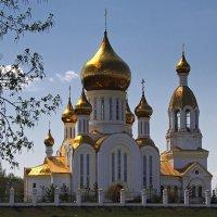 Храм. Комсомольский. Мордовия :: MILAV V