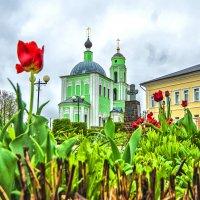 Козельск - город воинской славы :: Андрей Аблеков