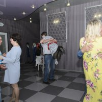 белый танец.. у каждой пары он свой.. :: Ольга Русакова