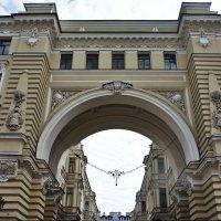 Доходный дом Ратькова-Рожнова — «Дом с ключом» :: Елена Павлова (Смолова)