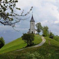 Село Ямник. Словения :: Tatiana Belyatskaya