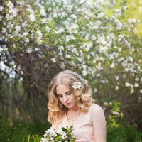 Весенние сады :: Каролина Савельева