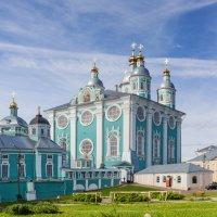 Собор Успения Пресвятой Богородицы в Смоленске :: Анатолий Тимофеев