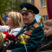 о ветеранах вспоминать нужно не только 9 мая :: Александр Солуянов