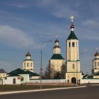 Иоанна-Богослова мужской монастырь. Макаровка. Саранск :: MILAV V