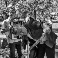 Настройка инструмента :: Вадим Sidorov-Kassil