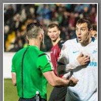 Судья! Ты не прав! :: Андрей Кротов