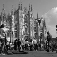 один день в Милане #1 :: Константин Подольский
