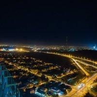 Ночной Волгоград :: Артём Олейников