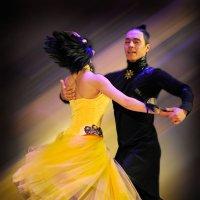 В экстазе танца :: Владимир Черкасов