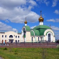 Храм Святого равноапостольного великого княза Владимира (1) :: Полина Потапова