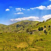 Гора Большое седло :: Виктор Заморков