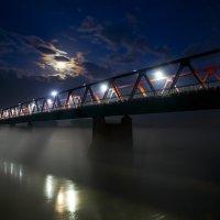 Байдаевский мост Новокузнецк :: Юрий Лобачев