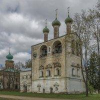 Собор Бориса и Глеба, церковь Иоанна Предтечи. :: Михаил (Skipper A.M.)