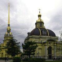 САНКТ-ПЕТЕРБУРГ  ГЛАЗАМИ  ИЖЕВЧАНИНА :: Владимир Максимов