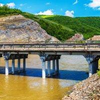 Мост над Агиделью :: Любовь Потеряхина