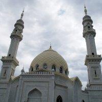 Белая Мечеть. Древний Булгар :: Nadejda