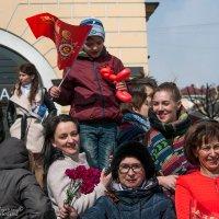 9 мая 2017 в Санкт-Петербурге. :: Владимир Питерский