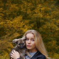 На осенней прогулке :: Екатерина Асатурова