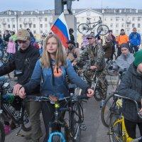 Северодвинск, велопарад (1) :: Владимир Шибинский