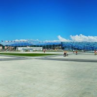 Олимпийский парк :: Игорь