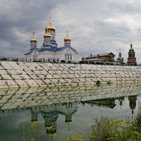 Тихвинский монастырь. Цивильск. Чувашия :: MILAV V