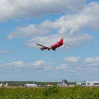 Панорама аэропорта :: Роман Царев