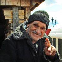 Старичок :: Юрий Кузмицкас