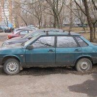 """Лада"" ВАЗ-21099 :: Дмитрий Никитин"