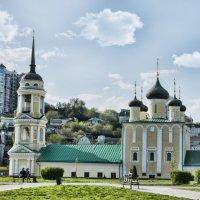 Успенский Адмиралтейский храм :: Виктор Филиппов