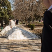 сбежавшая невеста :: Анастасия Манапова
