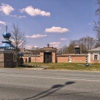 Дом станцио́нного смотри́теля п.Выра :: Владимир Демчишин