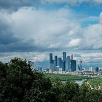 Холодная столица :: Александр