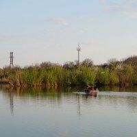 Рыбаки) :: Дина Дробина