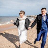 wedding Ladoga lake :: Сергей Бабичев