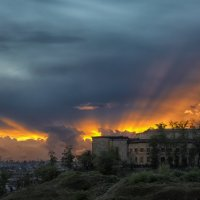 Краски неба :: Андрей Пугачев