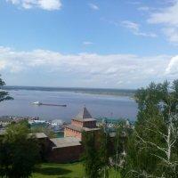 Прогулки по Нижнему Новгороду :: Ольга НН