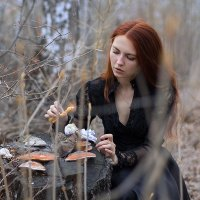 "из серии ""про Ведьму! :: Viktoriya Balaganskaya"