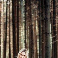 Холодно)))В сосновом лесу :: Илья Страчков