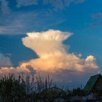 Облака :: Евгений Мельников